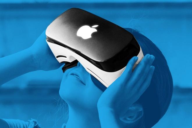 Apple phat trien kinh thuc te ao 8K sieu net hinh anh