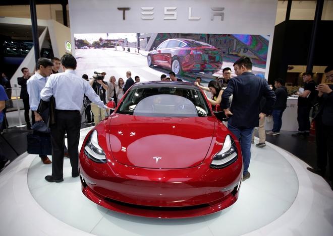Cu da nay, Tesla se pha san trong nam 2019 hinh anh