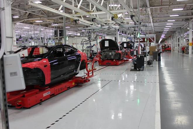 Cu da nay, Tesla se pha san trong nam 2019 hinh anh 4