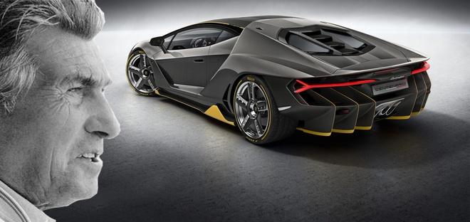 Chi vi mot mieng dan, sieu xe Lamborghini bi trieu hoi hinh anh 1