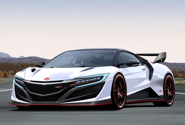 Anh sieu xe Honda Acura NSX Type R dang duoc 'thai nghen' hinh anh 4
