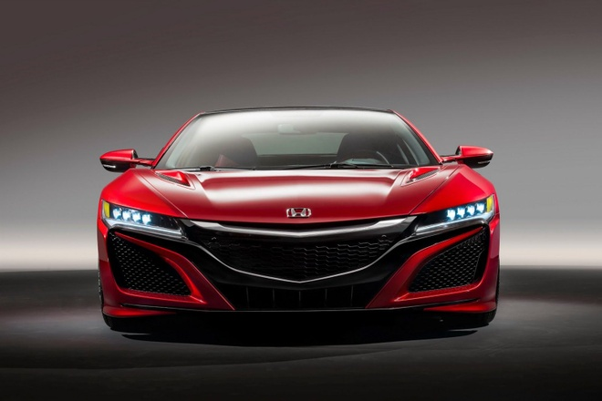 Anh sieu xe Honda Acura NSX Type R dang duoc 'thai nghen' hinh anh 1