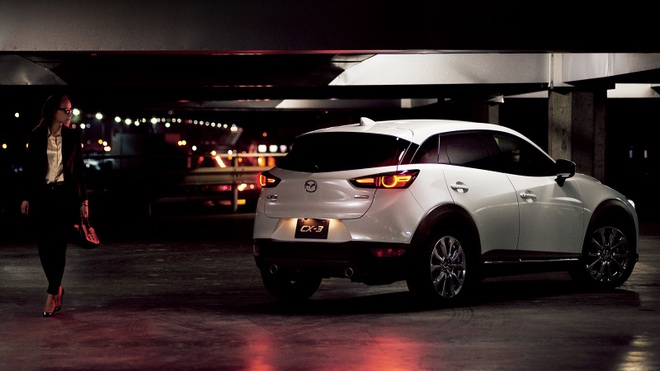 Mazda CX-3 co phien ban dac biet dung dong co Diesel hinh anh 2
