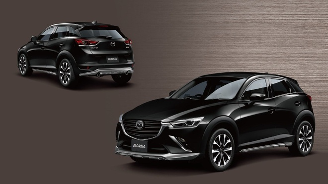 Mazda CX-3 co phien ban dac biet dung dong co Diesel hinh anh 7