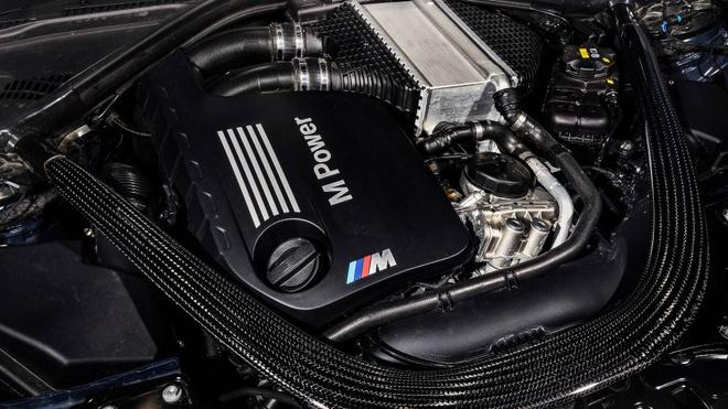 'Sieu sedan' BMW M3 CS lo dien, chi san xuat 1.200 chiec hinh anh 6