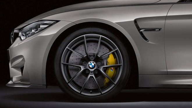 'Sieu sedan' BMW M3 CS lo dien, chi san xuat 1.200 chiec hinh anh 4