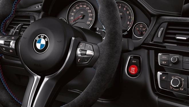 'Sieu sedan' BMW M3 CS lo dien, chi san xuat 1.200 chiec hinh anh 8