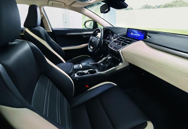 Lexus NX 300h them ban the thao, gia tu 49.000 USD hinh anh 6