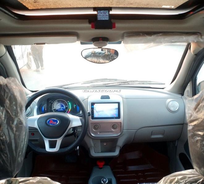Xe dien Trung Quoc nhai Range Rover Evoque va Mercedes GLE hinh anh 6