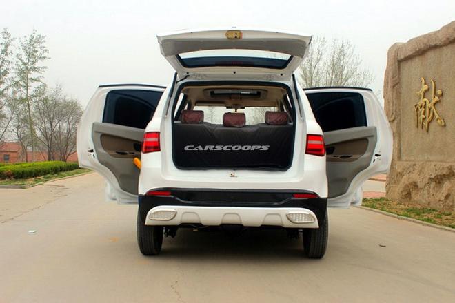 Xe dien Trung Quoc nhai Range Rover Evoque va Mercedes GLE hinh anh 9