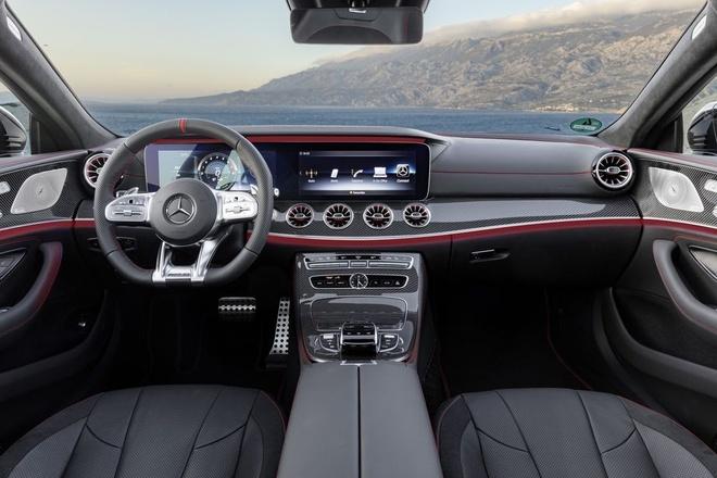 Mercedes E-Class 2019 moi nang cap dong co,  them cong nghe anh 7