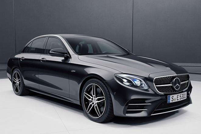 Mercedes E-Class 2019 moi nang cap dong co,  them cong nghe anh 3