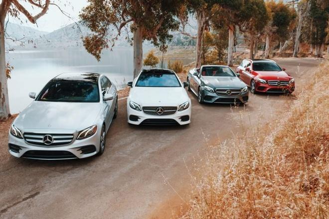 Mercedes E-Class 2019 nang cap dong co, them nhieu cong nghe moi hinh anh