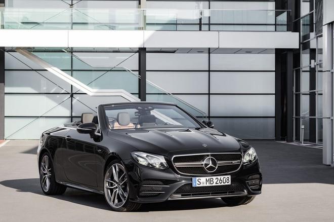 Mercedes E-Class 2019 moi nang cap dong co,  them cong nghe anh 8