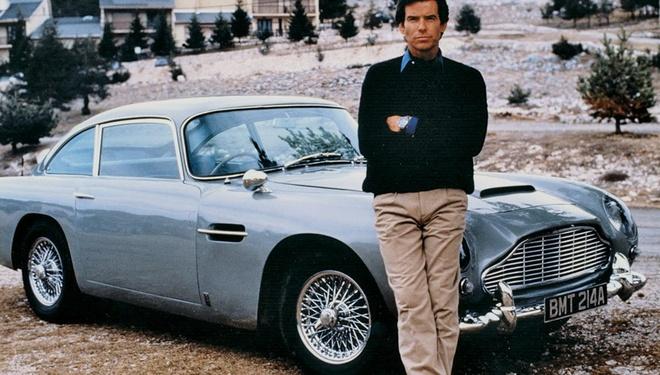 Sieu xe cua James Bond gia 2,1 trieu USD hinh anh