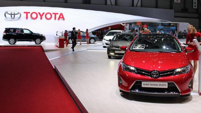 KMB: Toyota van 'tren co' Mercedes va BMW hinh anh 1