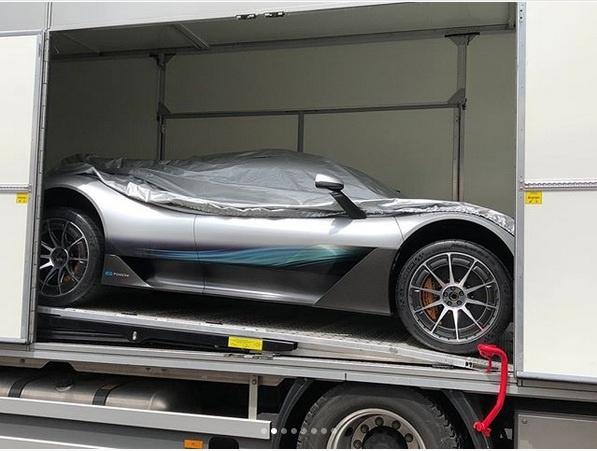 Mercedes-AMG Project One 2,7 trieu USD bi mat lo dien tai Monaco hinh anh 3