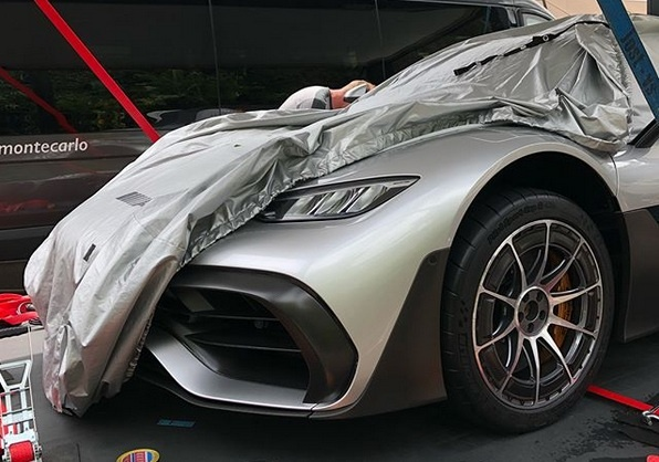 Mercedes-AMG Project One 2,7 trieu USD bi mat lo dien tai Monaco hinh anh