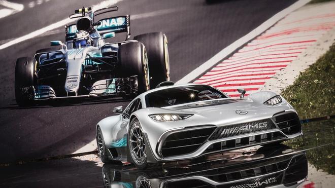 Mercedes-AMG Project One 2,7 trieu USD bi mat lo dien tai Monaco hinh anh 7