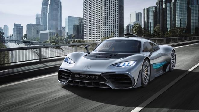 Mercedes-AMG Project One 2,7 trieu USD bi mat lo dien tai Monaco hinh anh 1