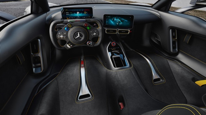 Mercedes-AMG Project One 2,7 trieu USD bi mat lo dien tai Monaco hinh anh 8