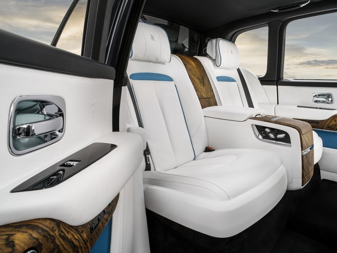 10 dieu co the ban chua biet ve 'sieu SUV' Rolls-Royce Cullinan hinh anh 7