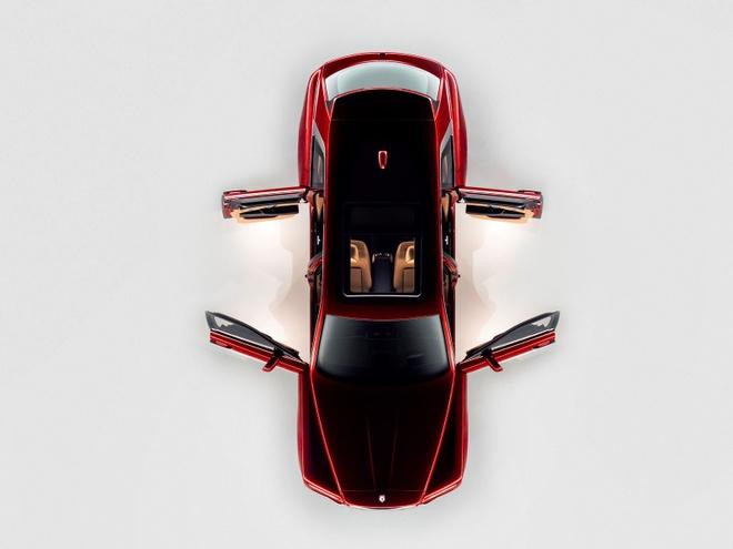 10 dieu co the ban chua biet ve 'sieu SUV' Rolls-Royce Cullinan hinh anh
