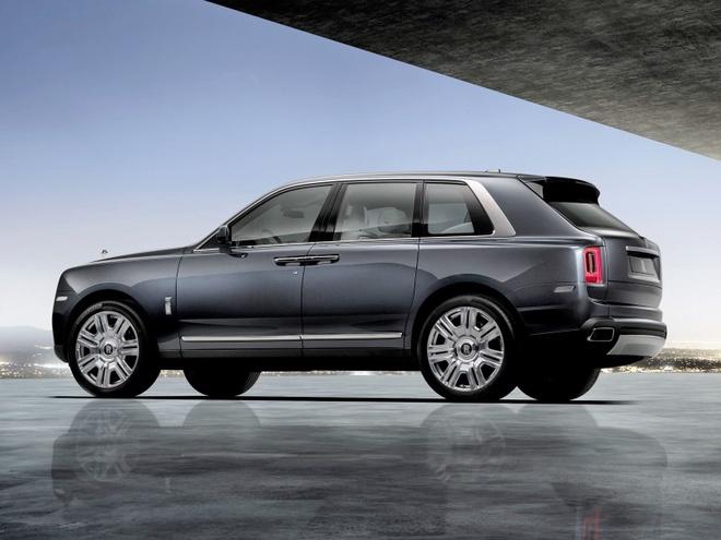10 dieu co the ban chua biet ve 'sieu SUV' Rolls-Royce Cullinan hinh anh 9