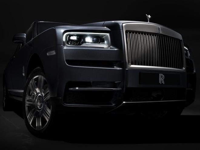 10 dieu co the ban chua biet ve 'sieu SUV' Rolls-Royce Cullinan hinh anh 3