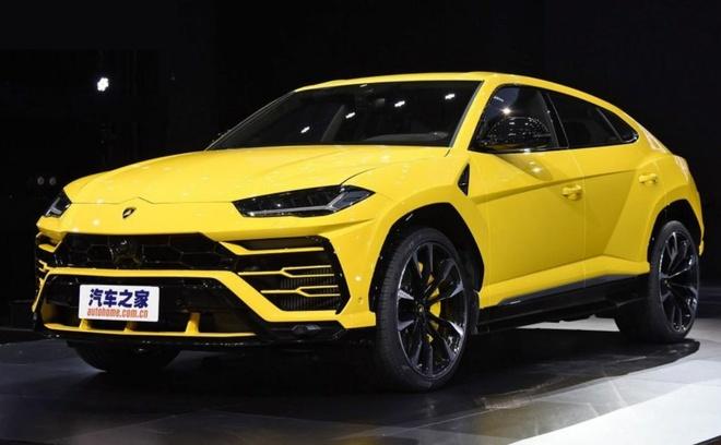 Xe Trung Quoc nhai Lamborghini Urus gia 15.000 USD hinh anh