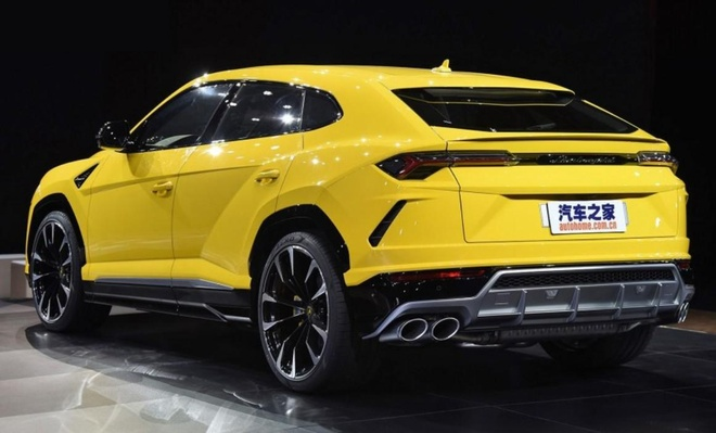 Xe Trung Quoc nhai Lamborghini Urus gia 15.000 USD hinh anh 4