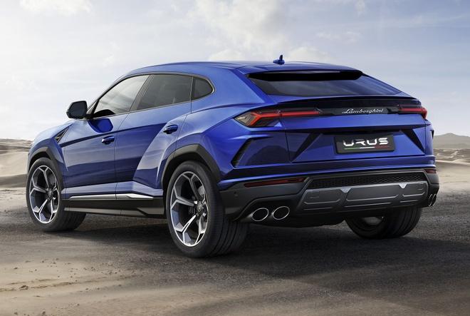 Xe Trung Quoc nhai Lamborghini Urus gia 15.000 USD hinh anh 6