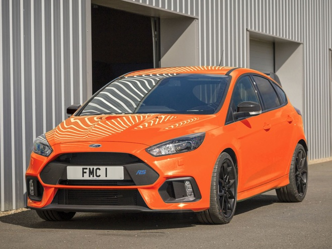 50 chiec Ford Focus RS duoc ban het chi sau 30 phut hinh anh