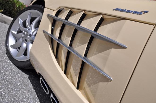 Mercedes SLR Roadster trang nga 'doc nhat vo nhi' hinh anh 5