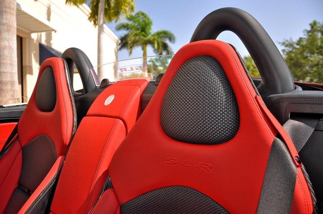 Mercedes SLR Roadster trang nga 'doc nhat vo nhi' hinh anh 8