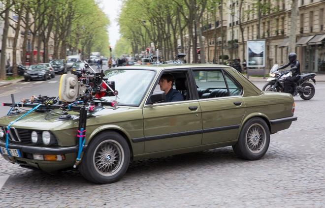Tom Cruise sat canh cung BMW M5 trong Nhiem vu bat kha thi moi hinh anh 8