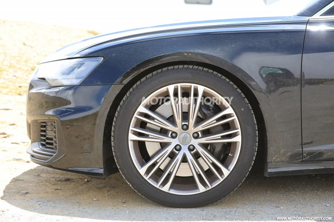 Audi S6 2019 lo hinh anh tren duong thu hinh anh 1