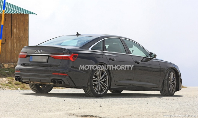 Audi S6 2019 lo hinh anh tren duong thu hinh anh 7