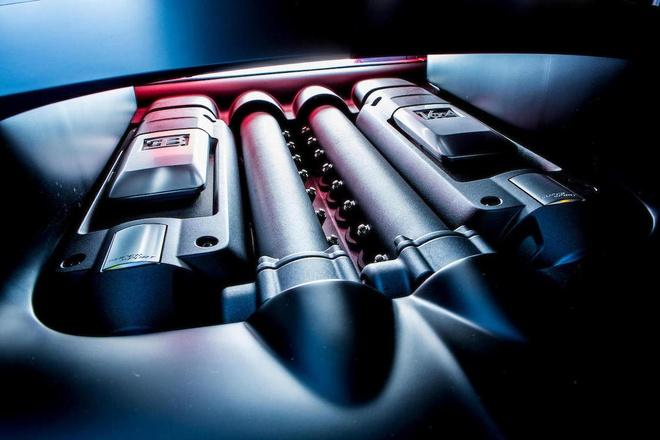 Chiec Bugatti Veyron Super Sport cuoi cung duoc dem ban dau gia hinh anh 5