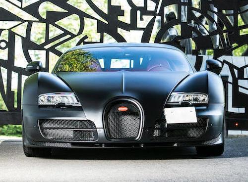 Chiec Bugatti Veyron Super Sport cuoi cung duoc dem ban dau gia hinh anh