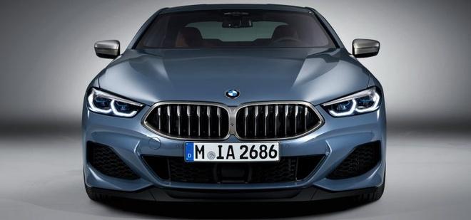 Anh BMW 8-Series moi: Cu lot xac ngoan muc tu 6-Series hinh anh