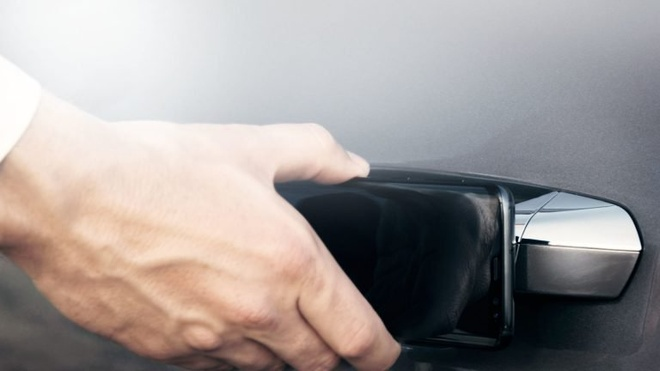 Smartphone se thay the chia khoa xe tuong lai hinh anh 3