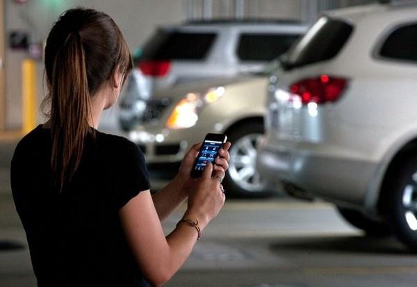 Smartphone se thay the chia khoa xe tuong lai hinh anh 4