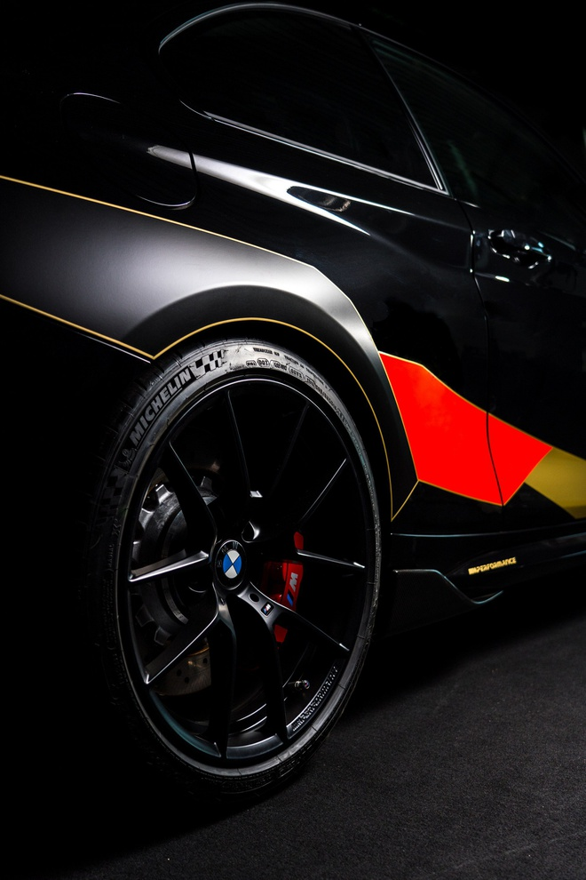 BMW ra mat M2 Competition phien ban World Cup hinh anh 2