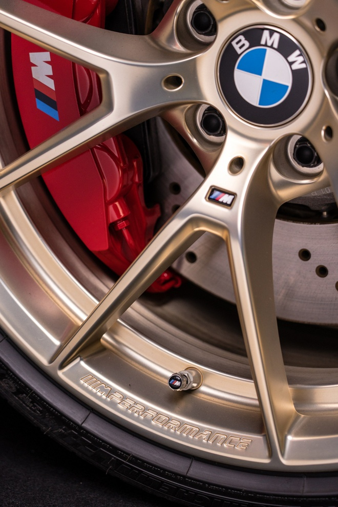 BMW ra mat M2 Competition phien ban World Cup hinh anh 6