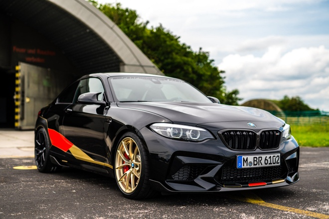 BMW ra mat M2 Competition phien ban World Cup hinh anh 1