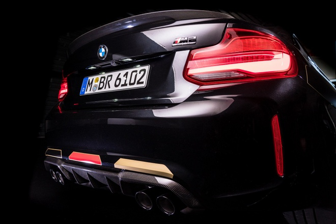 BMW ra mat M2 Competition phien ban World Cup hinh anh 3