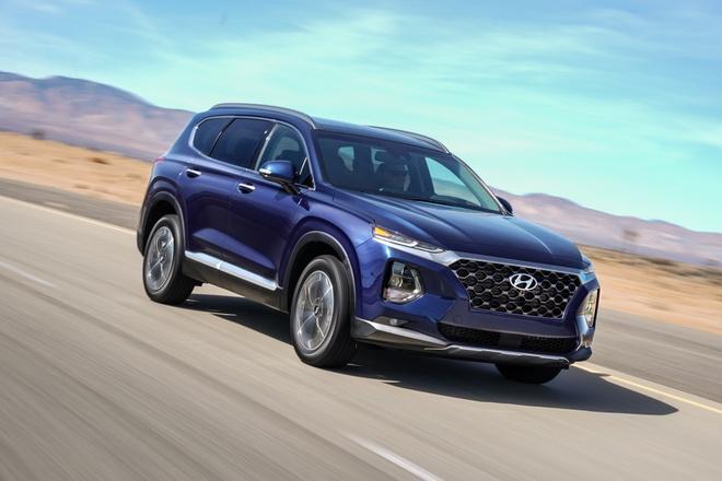 Hyundai Santa Fe 2019 tai My gia tu 25.500 USD hinh anh 8