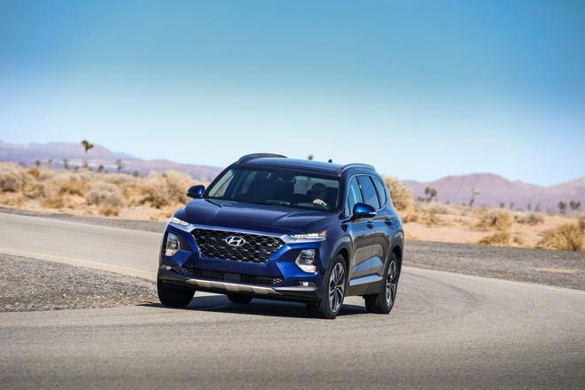 Hyundai Santa Fe 2019 tai My gia tu 25.500 USD hinh anh 1