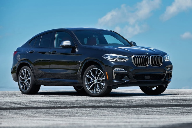 Danh gia BMW X4 2019 anh 6